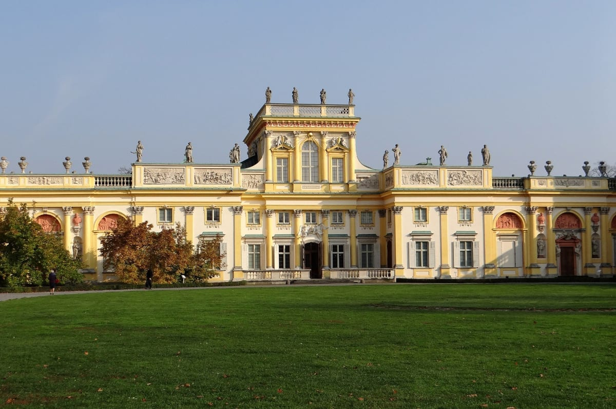 Top 10 things to do in Warsaw